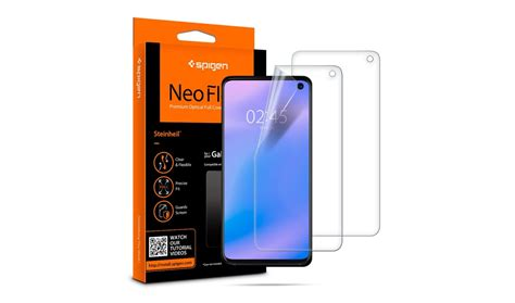 spigens neoflex    screen protector  galaxy
