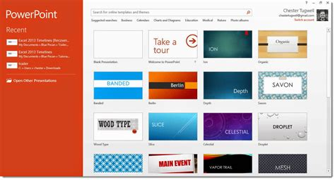 best microsoft powerpoint 2013 templates free download