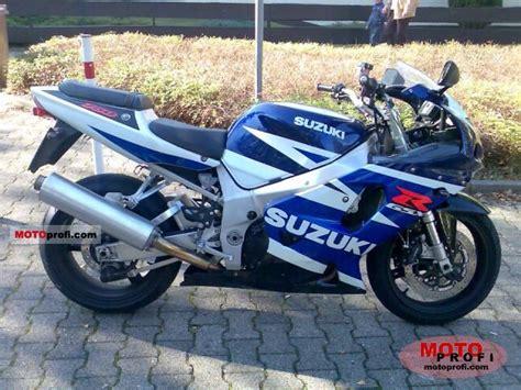 2003 Suzuki 750 Gsxr Suzuki Gsx R 750 2003 Specs And Photos