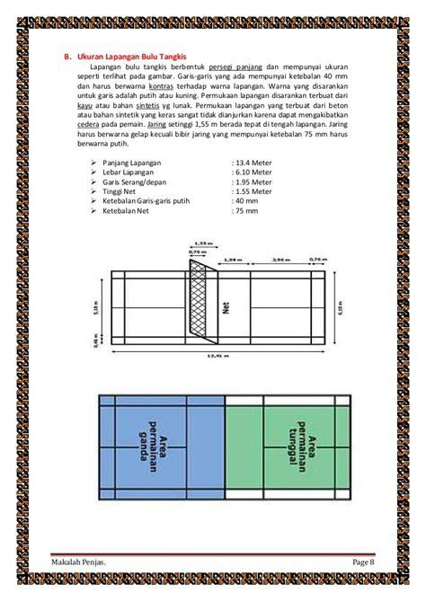makalah desain layout dan kapasitas makalah penjas tentang ukuran dan sejarah sepak bola