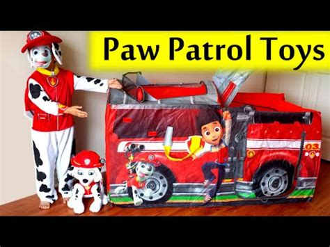 paw patrol adventure bay play table paw patrol adventure bay and rescue marshall ionix blocks