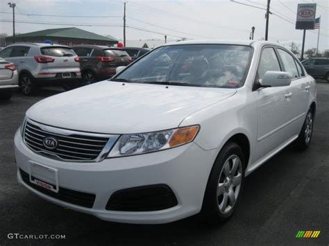 2009 kia optima 2009 clear white kia optima lx 48981506 gtcarlot