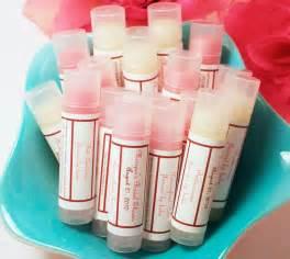 unique bridal shower favors sale 30 personalized lip balm favors favors bridal
