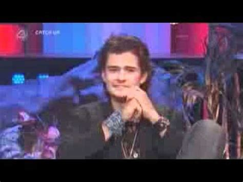 orlando bloom graham norton orlando bloom interview graham norton 10 2003 2 2