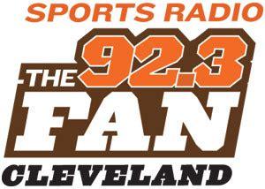 92 3 the fan 92 3 the fan 171 cbs cleveland