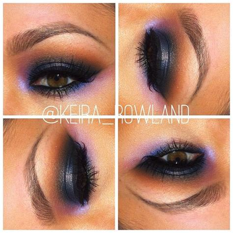 Vanilla Outer base blackground lid vanilla pigment crease
