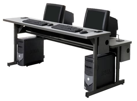 Balt Split Level Workstation 72 Desk by 17 Best Images About Library Tables Carrels Computer