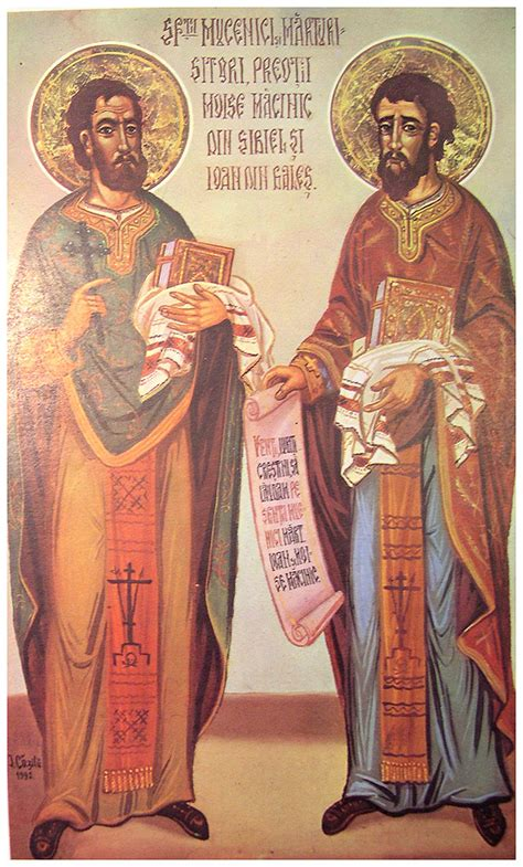 St Mosse st moses macinic martyr and confessor orthodox church in america