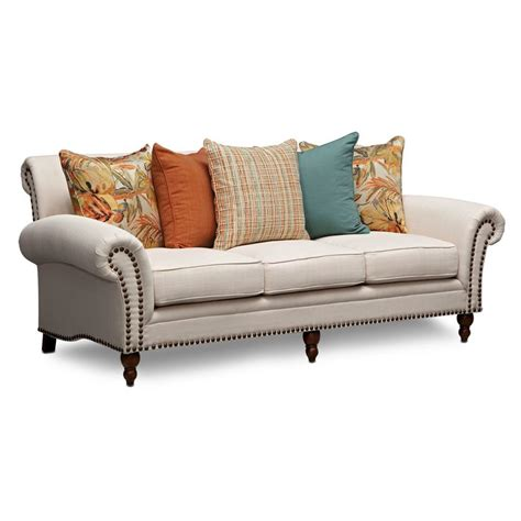 santa barbara couch american signature furniture santa barbara upholstery