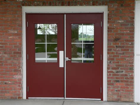 Commercial Exterior Door Commercial Doors Anderson Lock Door Division