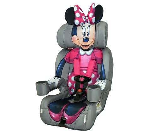 minnie mouse booster seat kidsembrace friendship combination booster car seat