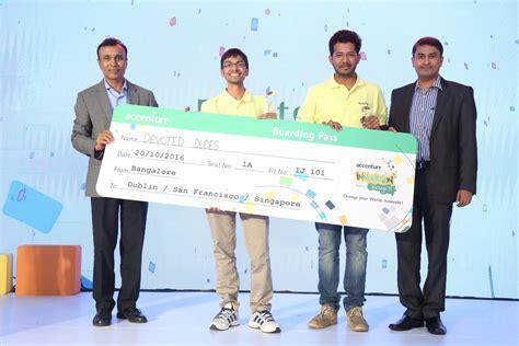 grand prize winner u002708 guys accenture announces winners of innovation jockeys season