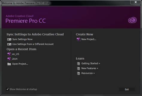 adobe premiere pro update установка апдейта adobe premiere pro cc 8 1 update