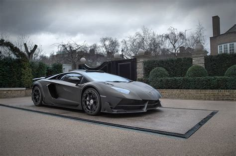 mansory lamborghini mansory creates one off lamborghini aventador sv for james