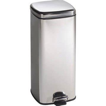 poubelle pas cher cuisine poubelle de cuisine automatique tri selectif 224 pedale sous evier leroy merlin