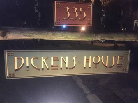 dickens house bed and breakfast sign bild fr 229 n dickens house bed and breakfast st petersburg tripadvisor