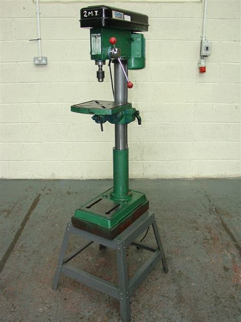 bench drill stand clarke model cdp16fcn bench drill on stand