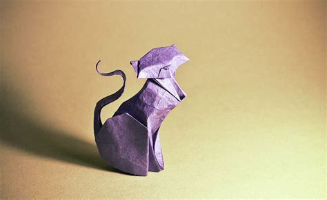 tutorial origami gatto 12 origami di animali incredibili da realizzare natifly