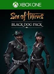 Black And The Ship Of Thieves sea of thieves black pack