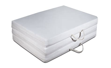 futon enrollable g 228 stematratze futon aus kaltschaum 3 teilige klappmatratze