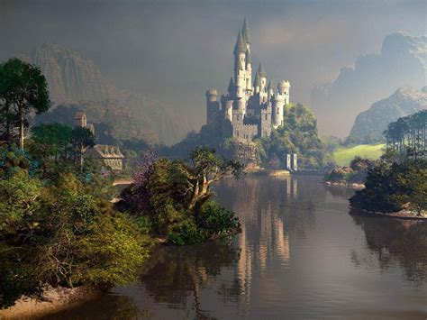 Castle Background Check Wallpapers 3d Castle