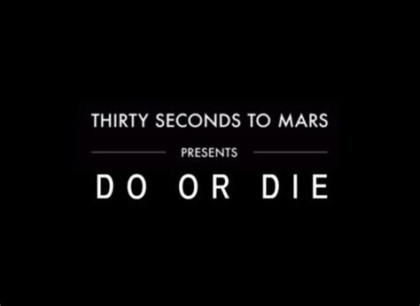 seven seconds testo 30 seconds to mars do or die testo traduzione