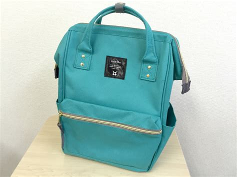 Anello Bag looks are deceiving when it comes to these backpacks from