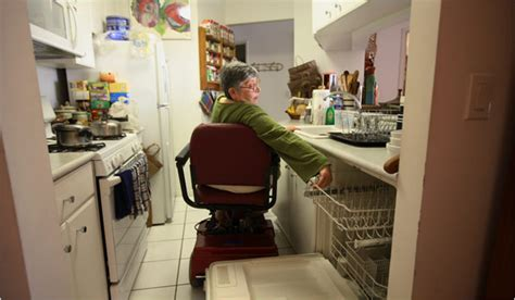 Accessible Housing? Not Even Close, the Disabled Say   The