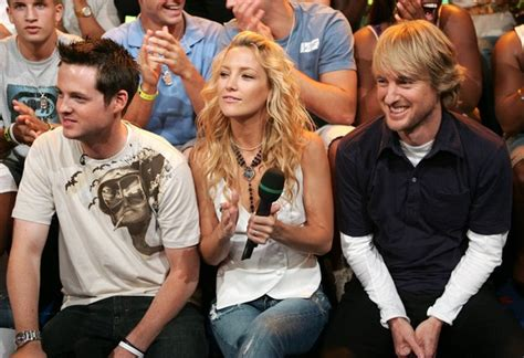 Owen Wilson And Kate Hudson Its On by Kate Hudson And Owen Wilson Photos Photos Mtv Trl With
