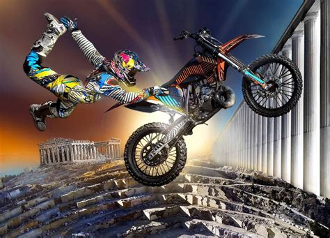 red bull freestyle motocross motocross red bull x fighters athens attica region greece