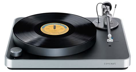 Kitchen Accessory Ideas - designapplause clearaudio concept turntable