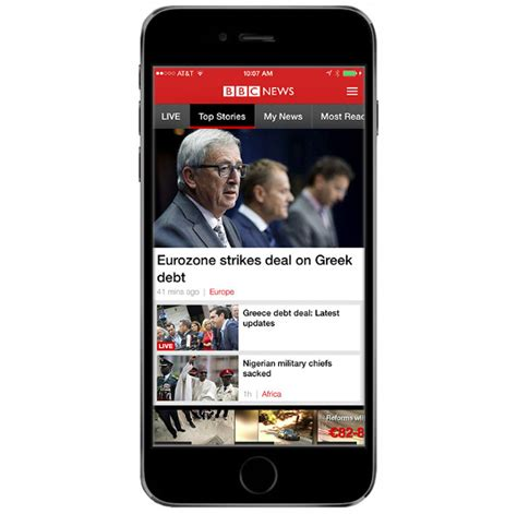 android news app news app for android and ios gets new design and features