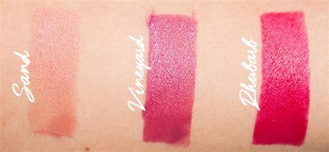 Revlon Gel Lipcolor revlon ultra hd gel lipcolor review with swatches
