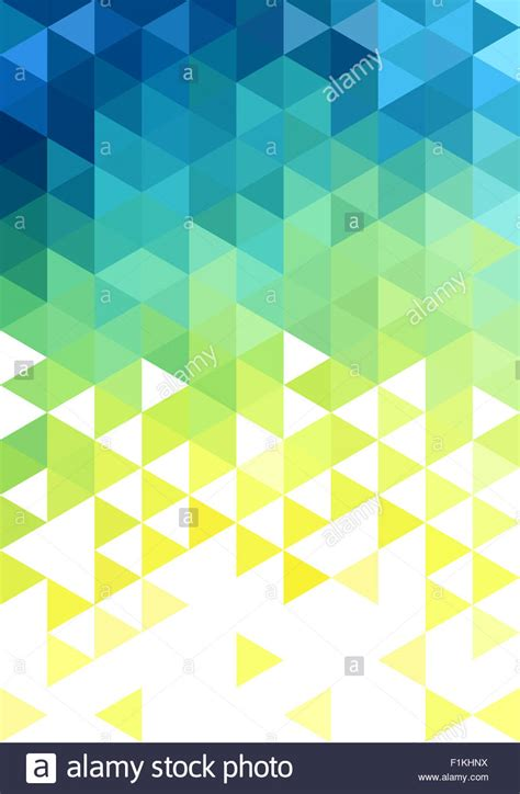 pattern background green blue photo collection abstract triangle pattern background