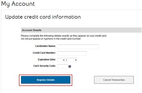 Credit In Form Bell Aliant