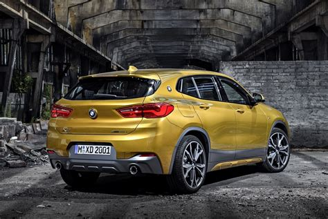 BMW X2 SUV | Men's Gear X 2