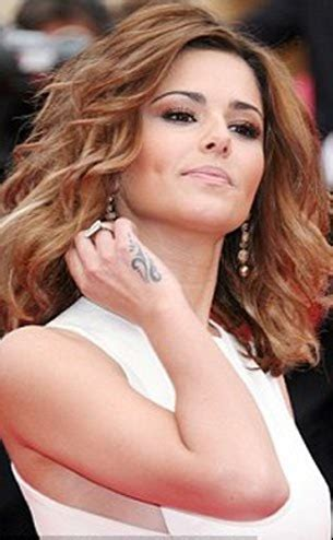 cheryl cole tattoo wrist pencil anime images drawings