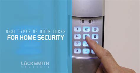 best types of door locks for home and office security