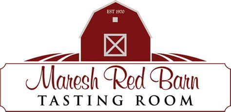 Logo Barn Maresh Barn Tasting Room Press Room
