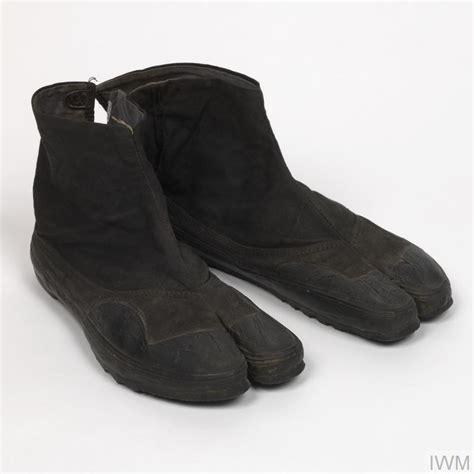 japanese shoes shoes tabi japanese army uni 11044