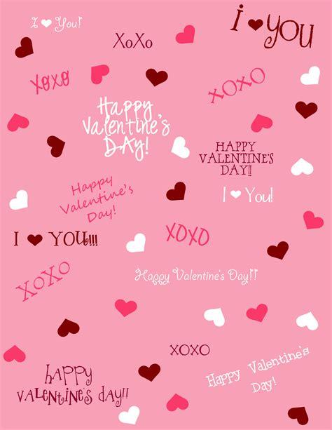paper valentines free scrapbook paper search