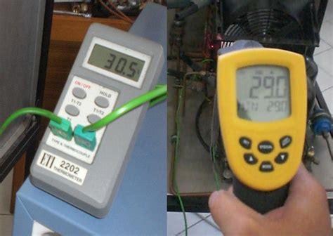 Termometer Digital Untuk Mesin Tetas peralatan servis dan retrofit mesin pendingin the