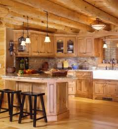 log home lighting design small rustic cabin kitchens www imgkid com the image kid has it