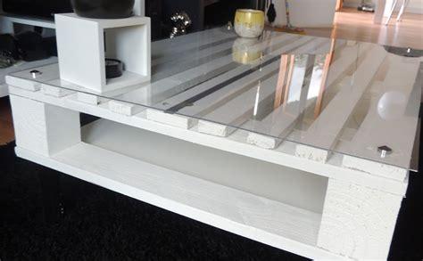 Table Basse Palette Bois by Table Basse Palette Bois Diy Fabriquer Construire 05