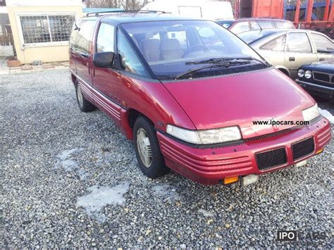 auto air conditioning service 1992 pontiac trans sport electronic throttle control 1992 pontiac trans sport gt apc air car photo and specs