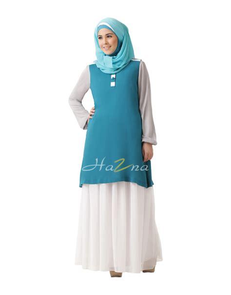 Gamis Wanita Sholeha model baju muslim ala marshanda terbaik model baju