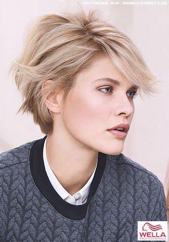 frisuren bilder femininer kurzhaarschnitt mit