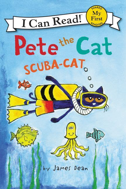 Pdf Pete Cat Scuba Cat Read pete the cat scuba cat dean hardcover