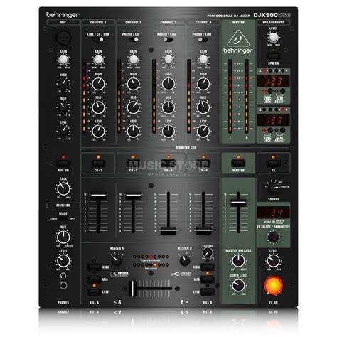 Mixer Behringer Di Malang behringer pro mixer djx900usb