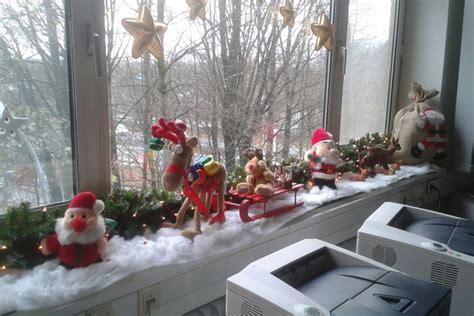 weihnachtsdeko fensterbrett aussen besonders reizvolle fensterbank deko archzine net